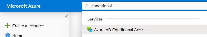 Block legacy authentication with conditional access